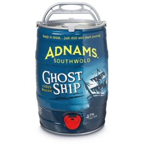 Product image of Adnams Ghost Ship Mini-Keg from Adnams