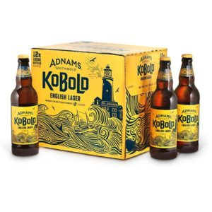 Product image of Adnams Kobold English Lager Bottles from Adnams