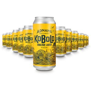 Product image of Adnams Kobold English Lager Cans from Adnams
