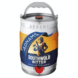 Product image of Adnams Southwold Bitter Mini-Keg from Adnams