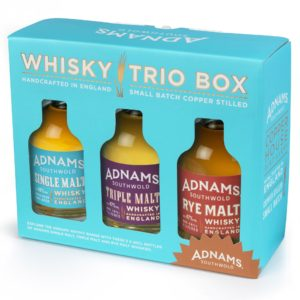 Product image of Adnams Whisky Trio Gift Set from Adnams