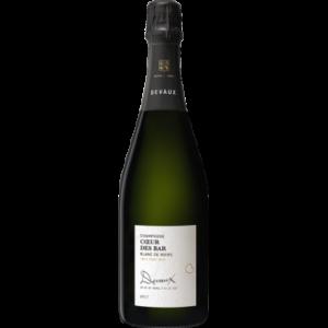 Product image of BLANC DE NOIRS CŒUR DES BAR - CHAMPAGNE DEVAUX from Vinatis UK