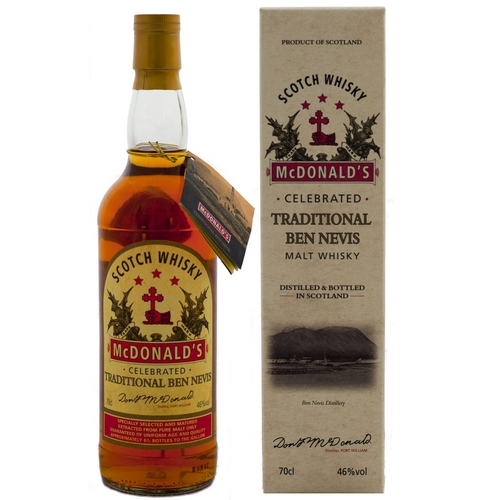 Product image of Ben Nevis McDonald's Traditional from The Whisky Barrel
