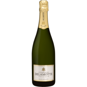 Product image of CHAMPAGNE DELAMOTTE - BLANC DE BLANCS from Vinatis UK