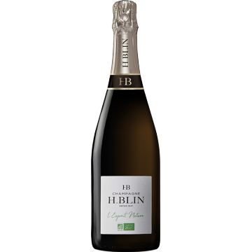 Product image of CHAMPAGNE H. BLIN - L'ESPRIT NATURE BIO from Vinatis UK