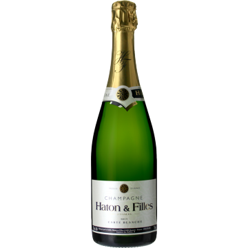 Product image of CHAMPAGNE HATON & FILLES - CARTE BLANCHE from Vinatis UK