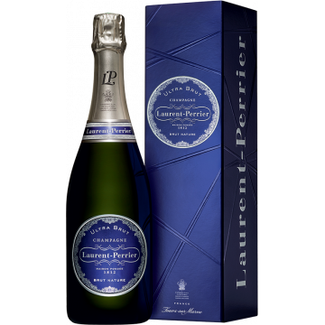 Product image of CHAMPAGNE LAURENT PERRIER - ULTRA BRUT from Vinatis UK