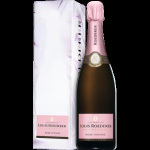 Product image of CHAMPAGNE LOUIS ROEDERER - BRUT ROSE VINTAGE 2014 - EN ETUI from Vinatis UK