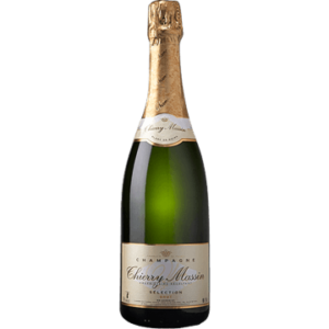 Product image of CHAMPAGNE THIERRY MASSIN - CUVEE SELECTION BRUT from Vinatis UK
