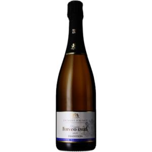 Product image of CRÉMANT D'ALSACE TRADITION - DOMAINE FERNAND ENGEL from Vinatis UK