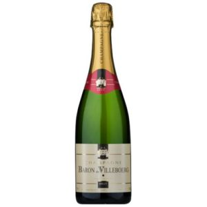 Product image of Champagne Cvca Baron de Villeboerg Brut Rose from Drinks&Co UK