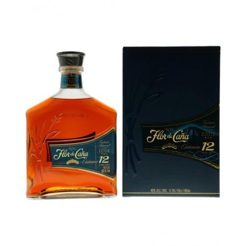 Product image of Flor de Caña 12 Year old Case from Drinks&Co UK