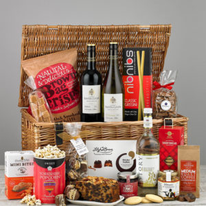 Product image of Gourmet Heaven Hamper Feast from Interflora