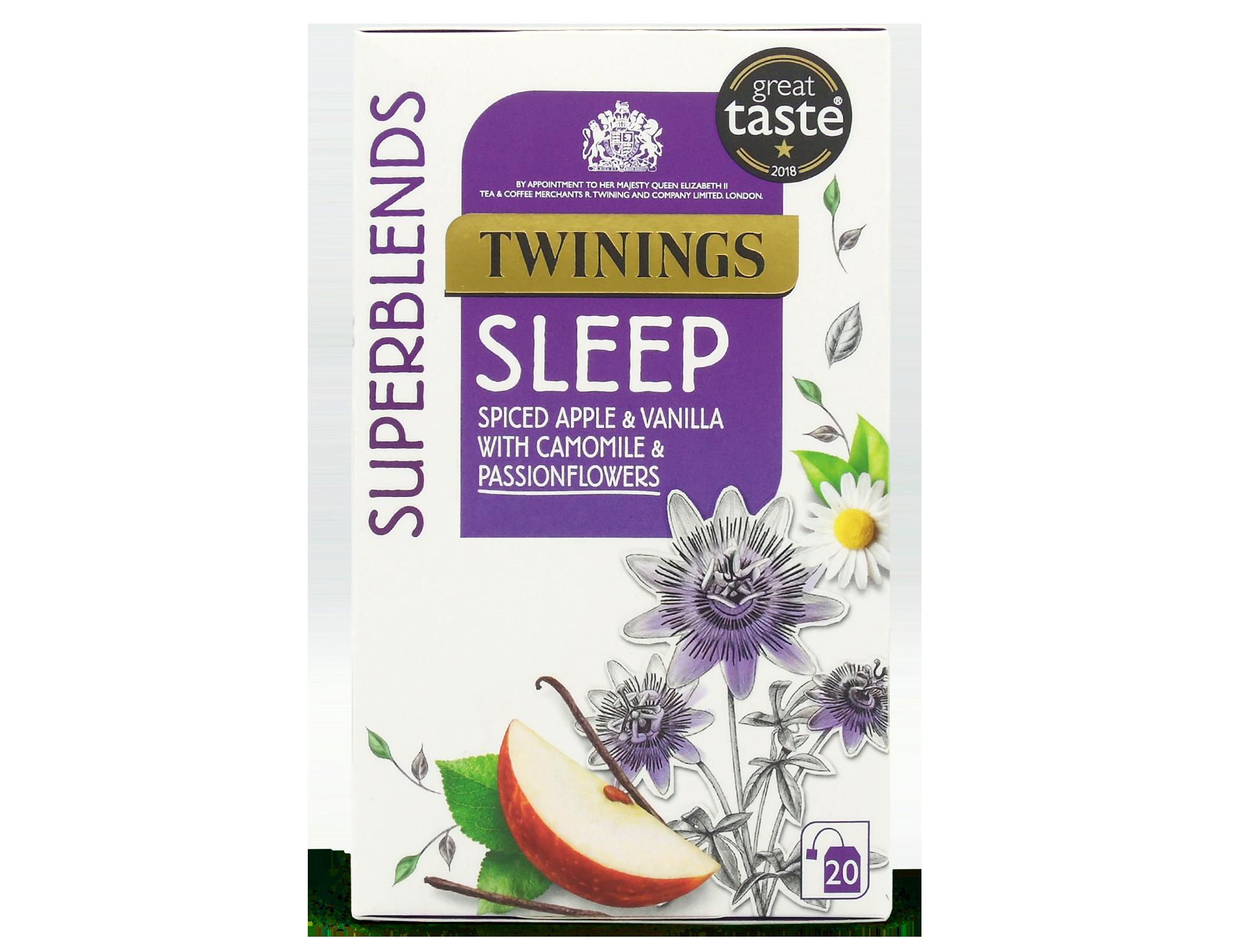Product image of Sleep - 20 Envelopes from Twinings Teashop