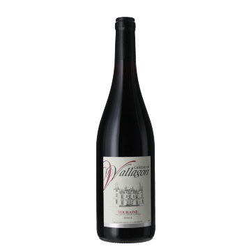 Product image of TOURAINE ROUGE 2017 - CHATEAU DE VALLAGON from Vinatis UK