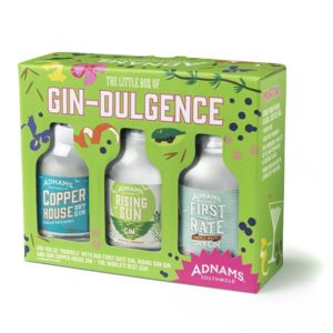 Product image of The Little Box of Gin-Dulgence from Adnams