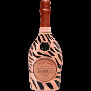 Product image of CHAMPAGNE LAURENT-PERRIER - BRUT ROSE - ROBE ZEBRE from Vinatis UK