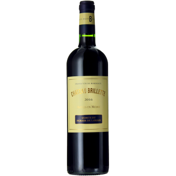 Product image of CHATEAU BRILLETTE 2018 - CRU BOURGEOIS from Vinatis UK