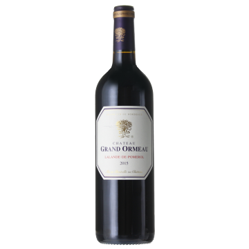 Product image of CHATEAU GRAND ORMEAU 2015 from Vinatis UK