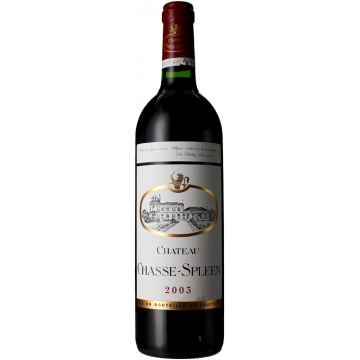 Product image of CHÂTEAU CHASSE-SPLEEN 2003 from Vinatis UK