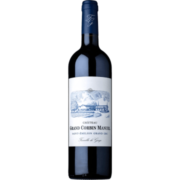 Product image of CHATEAU GRAND CORBIN MANUEL 2016 from Vinatis UK