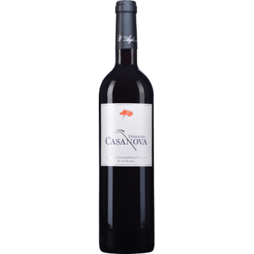 Product image of DOMAINE CASANOVA ROUGE from Vinatis UK