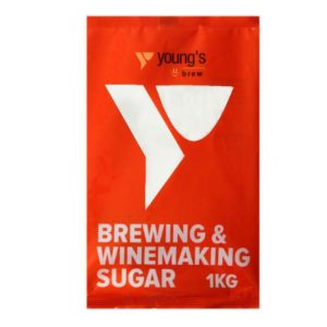 Product image of Youngs 1kg Brewing & Winemaking Sugar from Philip Morris & Son