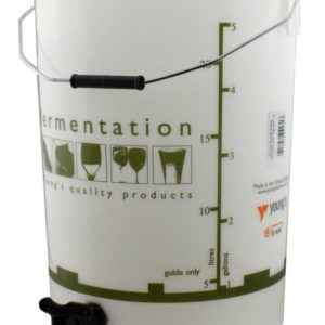 Product image of Youngs 25 Litre Fermentation Vessel with Tap from Philip Morris & Son