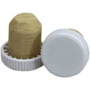 Product image of Youngs 30 Plastic Top Flanged White Corks from Philip Morris & Son