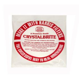 Product image of Youngs 5 HF Crystalbrite Pads from Philip Morris & Son