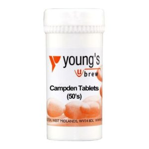 Product image of Youngs 50 Campden Tablets from Philip Morris & Son