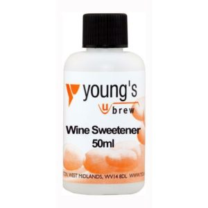 Product image of Youngs 50ml Wine Sweetener from Philip Morris & Son