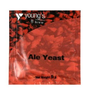 Product image of Youngs 5g Ale Yeast Sachet from Philip Morris & Son