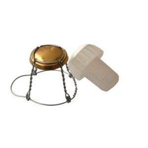 Product image of Youngs Champagne Stoppers/Cages from Philip Morris & Son