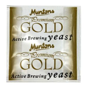 Product image of Youngs Muntons 6g Premium Gold Yeast from Philip Morris & Son