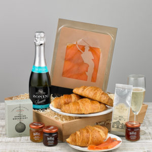 Product image of Breakfast Hamper from Interflora
