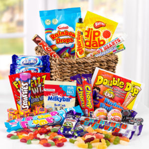 Product image of Sweet Nostalgia Hamper from Interflora