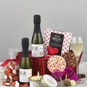Product image of Valentine's Day Gift Basket from Interflora