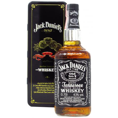 Product image of Jack Daniel's In Metal Case from Drinks&Co UK