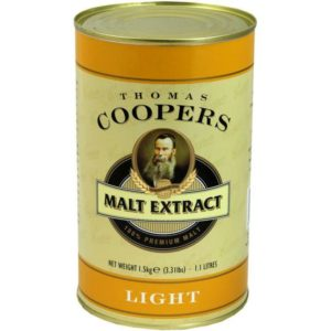 Product image of Youngs 1.5kg Coopers Malt Extract Light from Philip Morris & Son