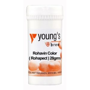 Product image of Youngs 28g Rohavin Colour from Philip Morris & Son