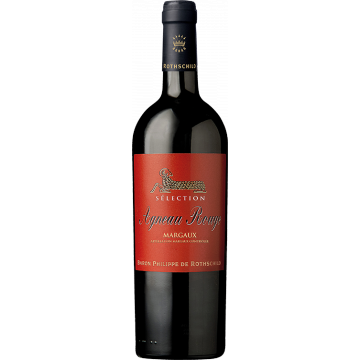 Product image of AGNEAU SELECTION MARGAUX 2018 - BARON PHILIPPE DE ROTHSCHILD from Vinatis UK