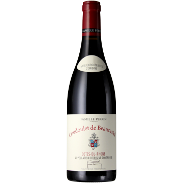 Product image of MAGNUM COUDOULET DE BEAUCASTEL 2016 - FAMILLE PERRIN from Vinatis UK