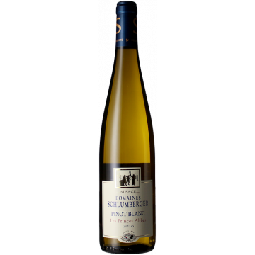 Product image of PINOT BLANC 2016 - LES PRINCES ABBES - DOMAINE SCHLUMBERGER from Vinatis UK