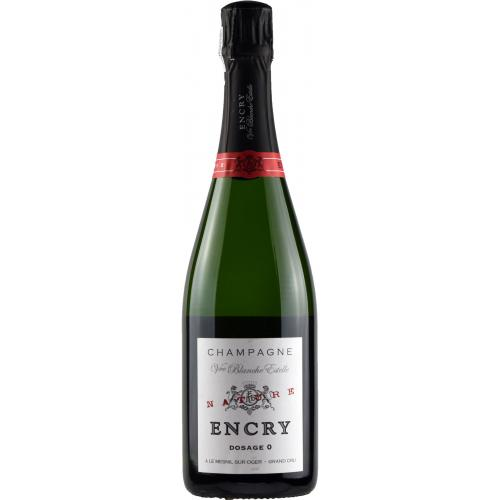Product image of Encry Zero Dosage Grand Cru Blanc de Blancs from Drinks&Co UK