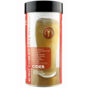 Product image of BrewBuddy 40pt Cider from Philip Morris & Son