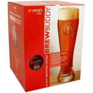 Product image of BrewBuddy 40pt Lager from Philip Morris & Son