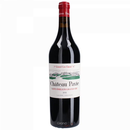 Product image of Château Pavie Saint Emilion 2016 from Drinks&Co UK