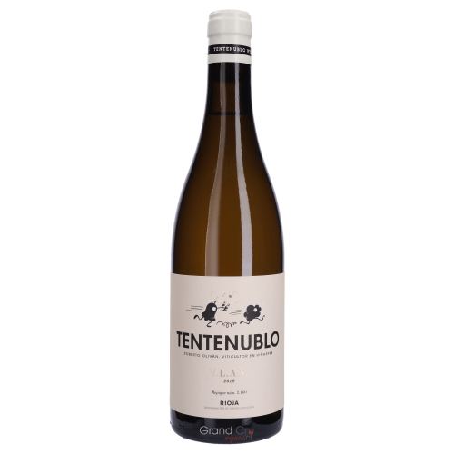 Product image of Tentenublo Wines Blanco 2019 from Drinks&Co UK