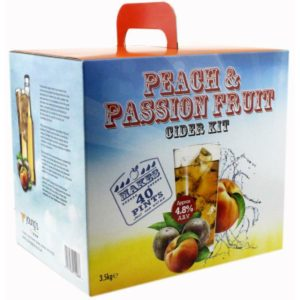 Product image of Young's Peach & Passion Fruit Cider - 40 pint / 23L from Philip Morris & Son